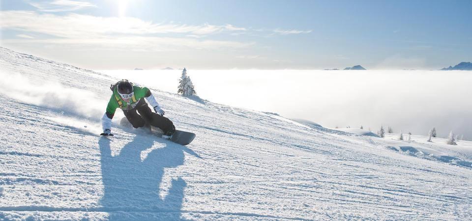 Galerie Gerlitzen Skigebiet